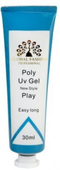 Полигель Poly Uv Gel Global Fashion Professional